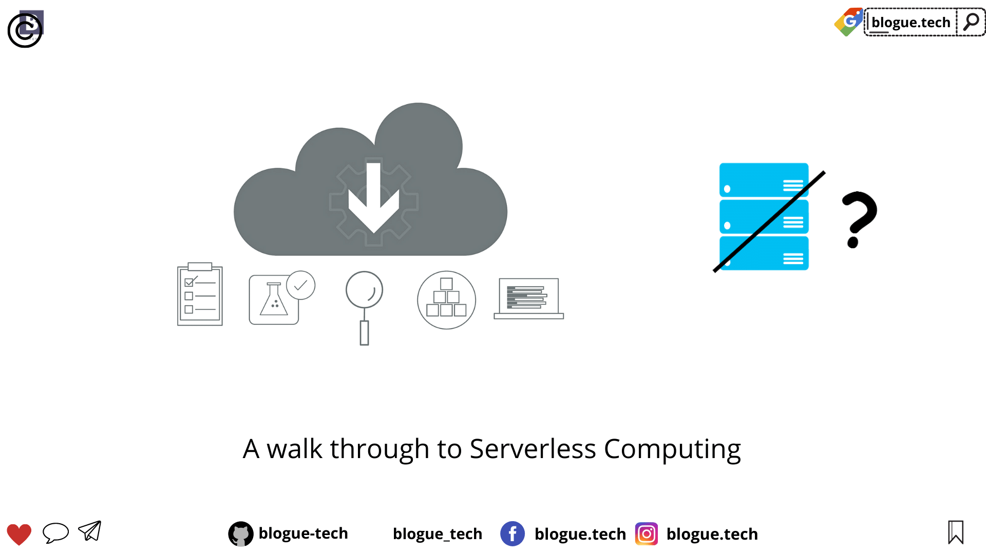 A walk through to Serverless Computing