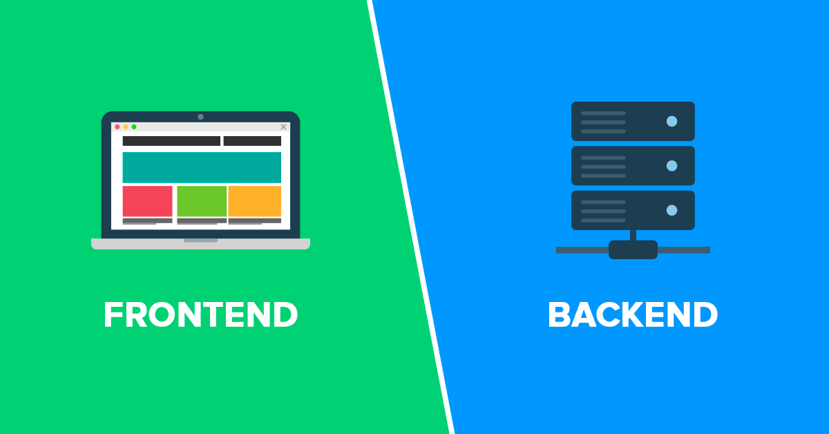 An overview of Frontend and Backend interaction