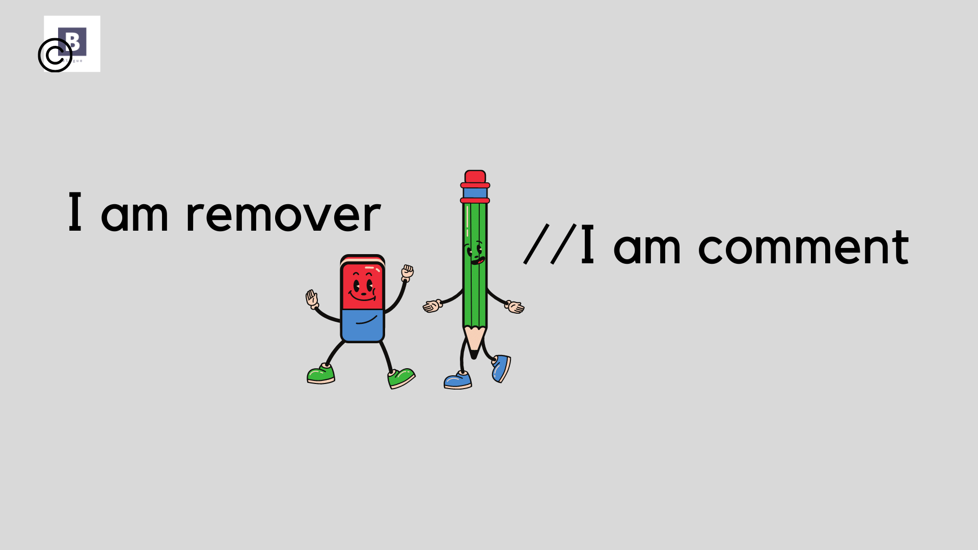Comment Remover with Javascript