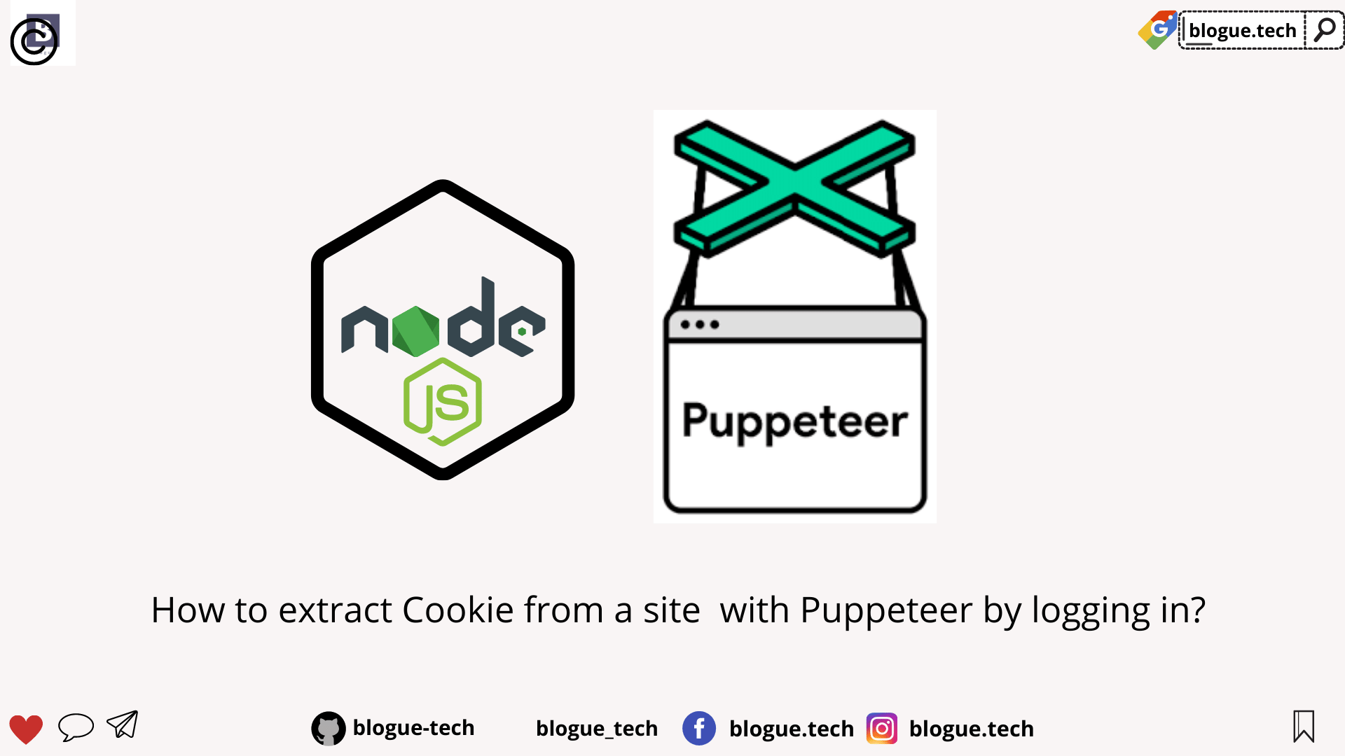 How to extract Cookie from a site  with Puppeteer by logging in?