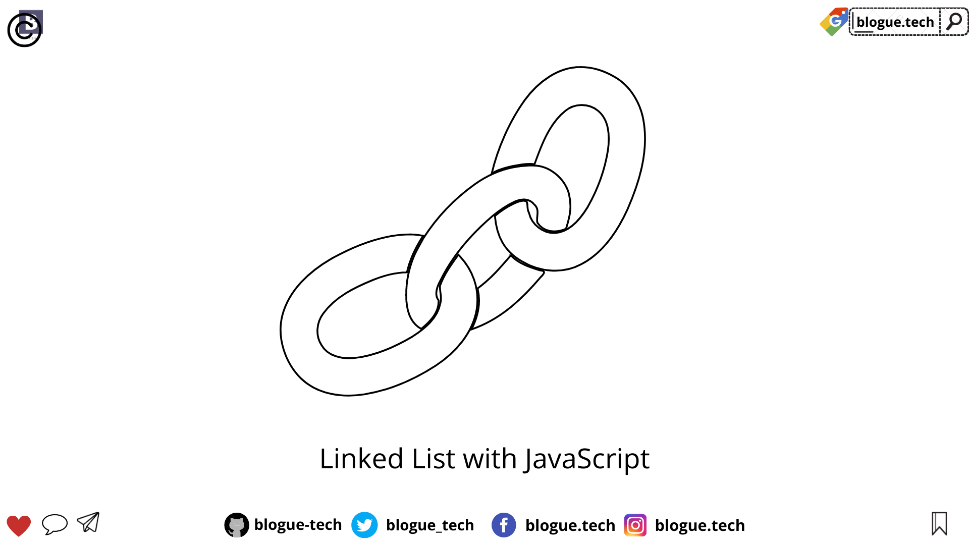 Linked List with JavaScript
