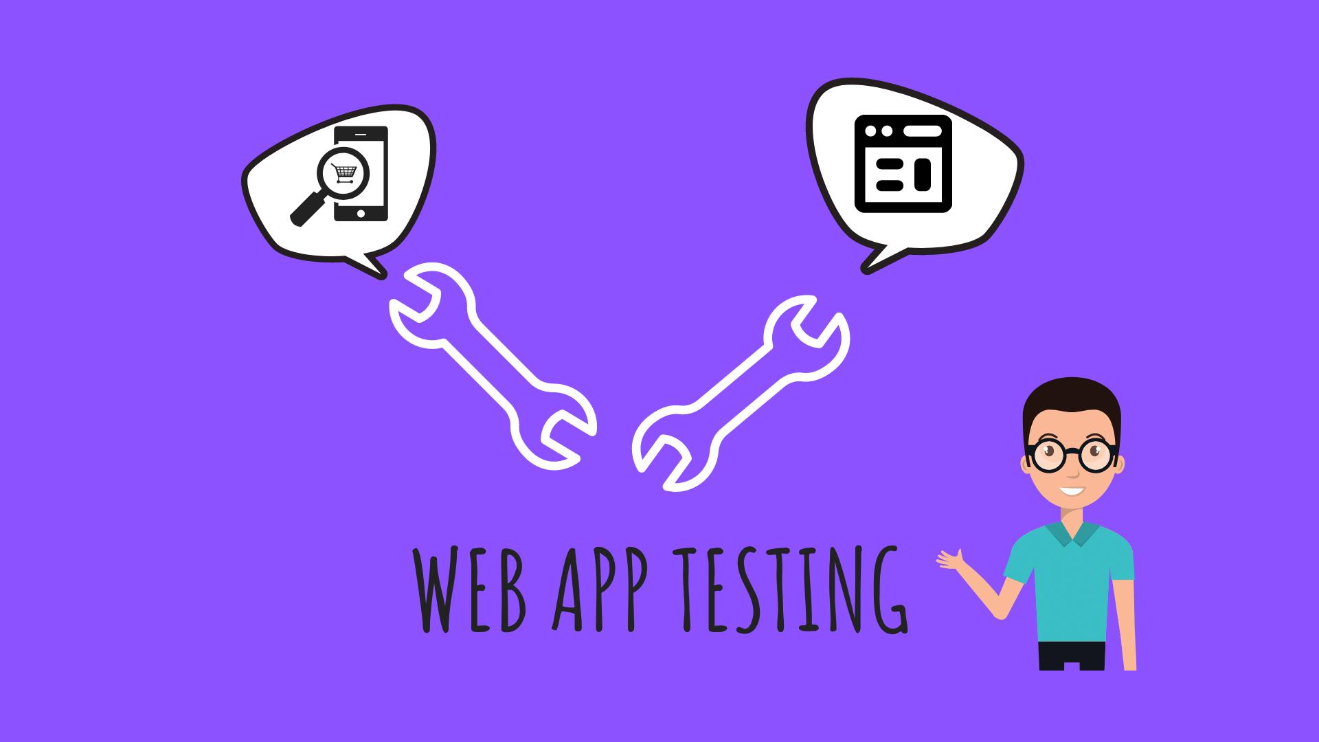 Web App Testing Tools